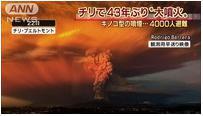 カルプコ火山1
