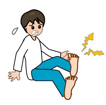 痛風 発作