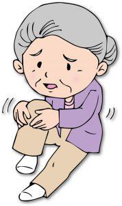 膝痛の原因と改善法