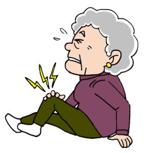 膝が痛い原因と予防法